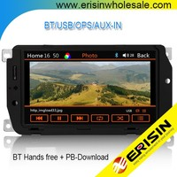 "Erisin ESES7455M 7"" Car Audio System with DVD GPS for A4L"