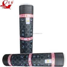 APP/SBS bitumen trorch type waterproofing membrane