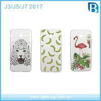 For Samsung mobile phone cover Cartoon cat animal girl Fruit pineapple flamingo for iphone glitter case for ipad pro keyboard