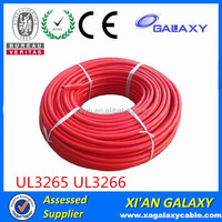 Low smoke free halogen Irradiated XLPE wire Cross-linked House wiring electrical cable ul3265