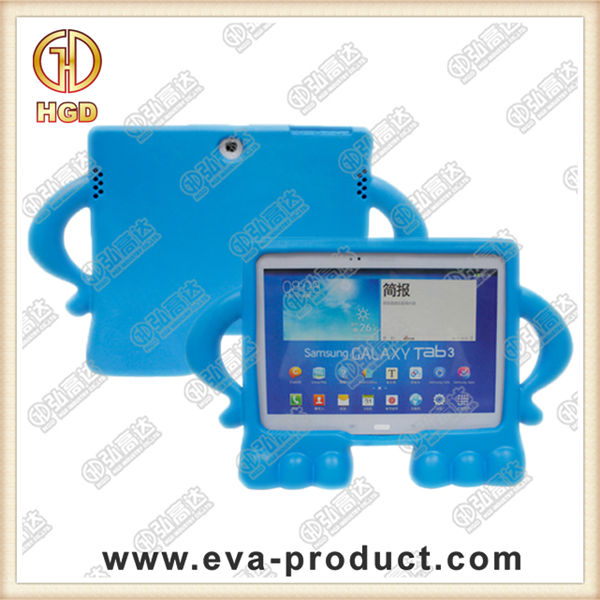 Heavy Duty Childproof EVA case for 10.1 inch tablet pc Samsung galaxy tab 3