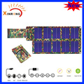 60W Portable Foldable Cell Phone Charger Solar Panels
