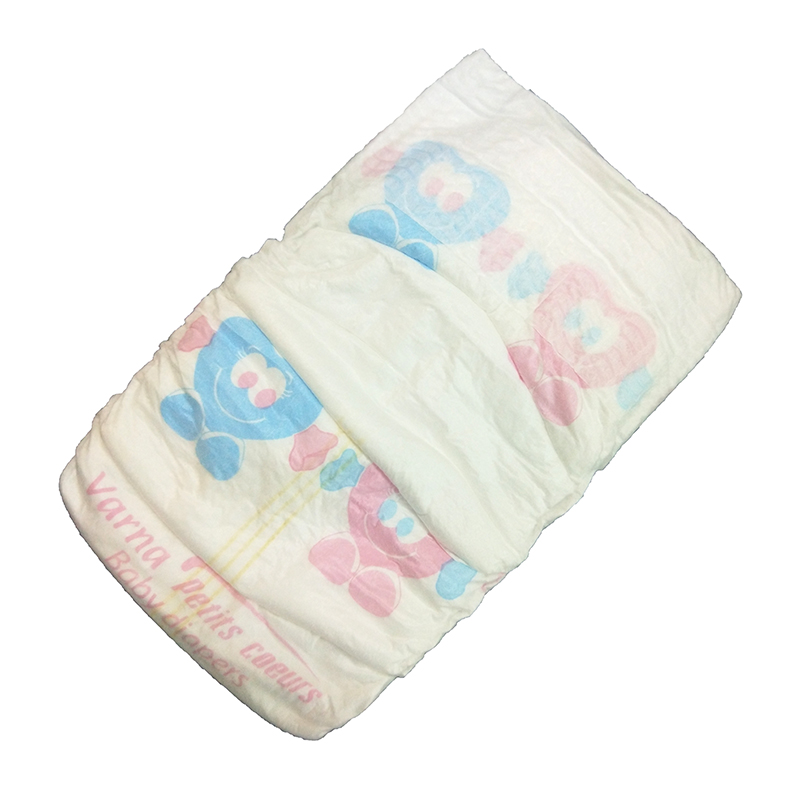 Exporting Karachi Africa Market 100% Cotton Baby Diapers With Wetness Indicator