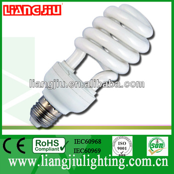 8000hrs T2 spiral energy saving light bulb