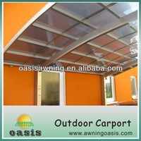 aluminum patio deck roof design