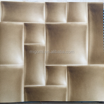3D pvc wallpaper for sale