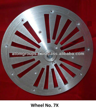 Stainless Steel Round Vegetable Slicer Blades