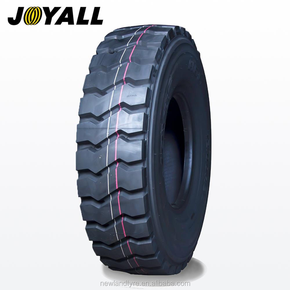 JOYALL DUMPER TRUCK <strong>TYRES</strong> 1200R20 OFF-ROAD ANTI-SKATING RADIAL TRUCK <strong>TYRE</strong>