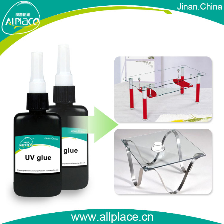 Allplace (7) table glass glue uv