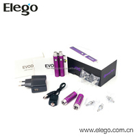 Newest double kit e cig kanger mt3 kanger evod starter kit China Wholesale