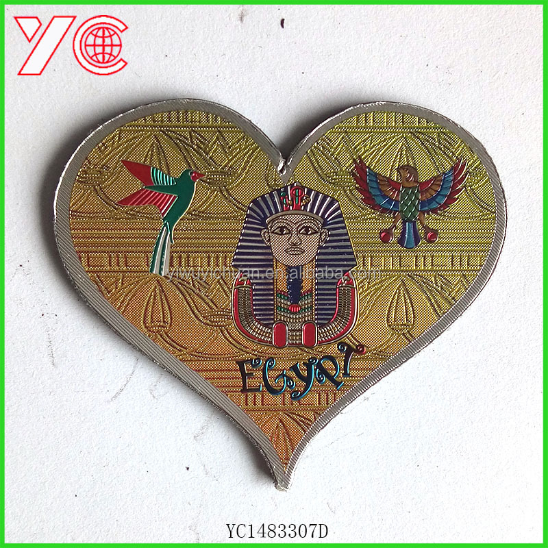 YC1483307D made in china cheap egypt foil fridge magnet refrigerator