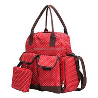 Hot Selling Fashion Handbags Diaper Backpack Bag for Outdoor
