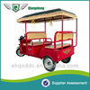 2014 superior three wheeler e tuk scooter tricycle car eec