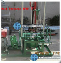 HF80 portable water well drilling rig very cheap price high quality