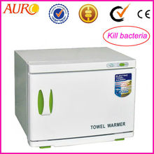 Au-23A UV sterilizer/ Tool +towel warmer disinfect cabinet for beauty salon use