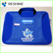manufactory price neoprene shackproof computer bag laptop sleeve fancy soft luggage laptop bag