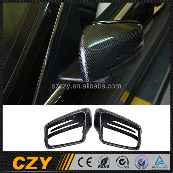 Custom Carbon W204 Auto Mirror Cover For Mercedes W176 <strong>W117</strong> W246 W204