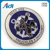 Wholesale Custom Cheap Challenge Metal Coin