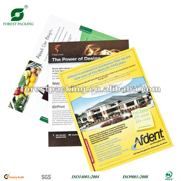 COLOR PRINTING FLYERS