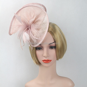 Wholesale Alibaba Hair kentucky Derby Fascinator For Wedding