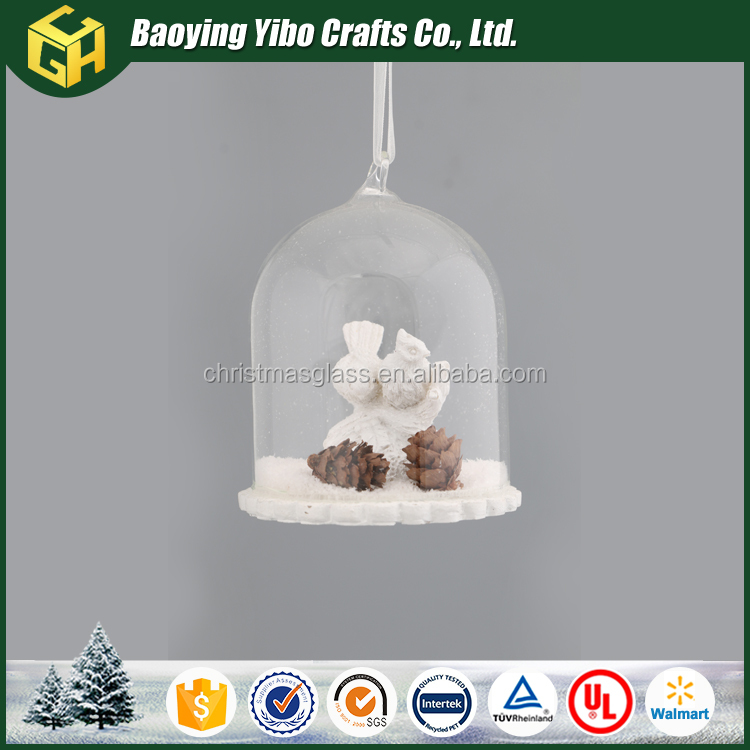 Factory hot sell clear stage decoration for christmas