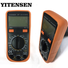 YITENSEN 201 Auto Range Digital Multitester with Frequency Test