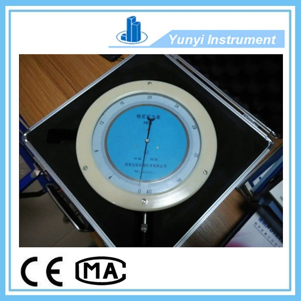 2016 low cost digital pressure gauge