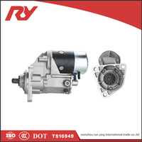 RUNYING New Innovative Products 1-81100-191-0 Lucas Starter Motor 24V 4.5KW