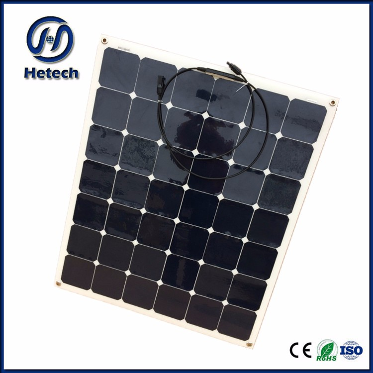 Sun Power flexible solar panels 140w flexible solar modules