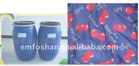 IS9001 thickener for textile pigment printing MIX binder,color paste(YIMEI 15YEARS)