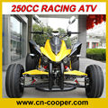 250CC RACING ATV with EEC