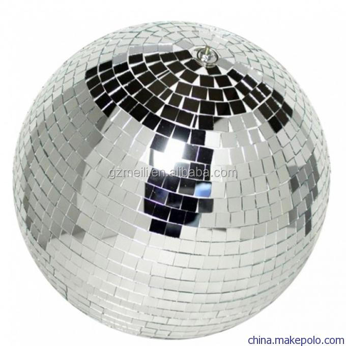 stage quipment Wedding bar glass mirror ball stage reflective glass ball/stage decoration glass ball