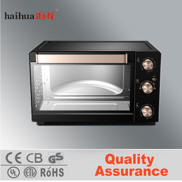 2015 new design home use freestanding cheap turkey design 110V 220V electric toaster deck convection oven