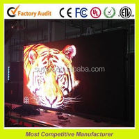 2016 new & hot good quantity ultra bright High brightness china china hd led screen display hot xxx photos p