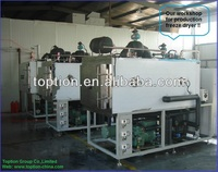 High quantity Top Industrial Vegetable & Seafood Freeze Dryer /Lyophilizer Machine