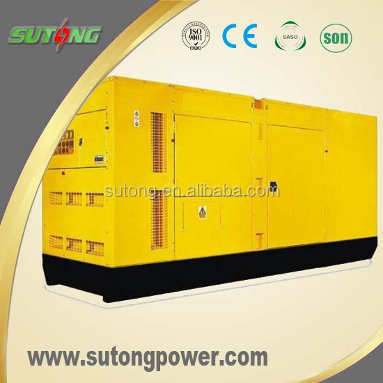 silent type!!! famous brand engine of diesel power generator