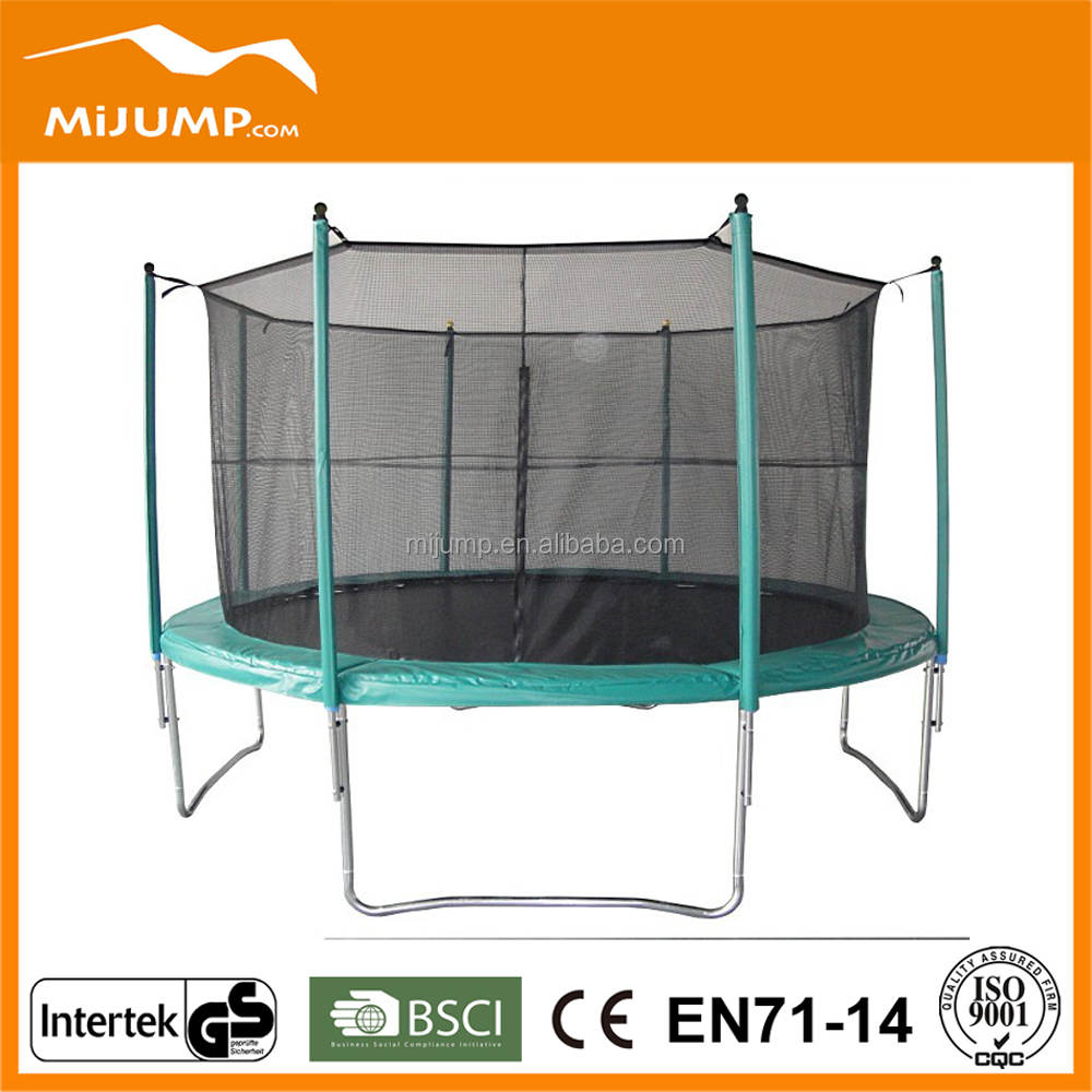 13ft High Jump Bed with Inside Enclosure