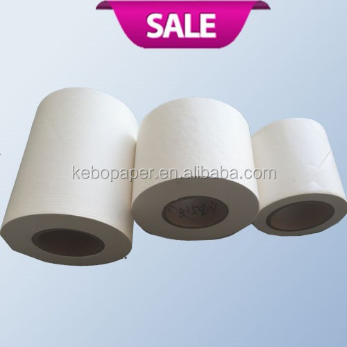 heat seal filter paper roll for coffee from China factories