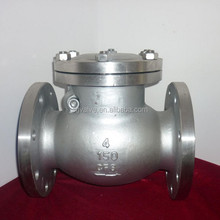 High Quality Non-Return Check Valve Stainless Steel