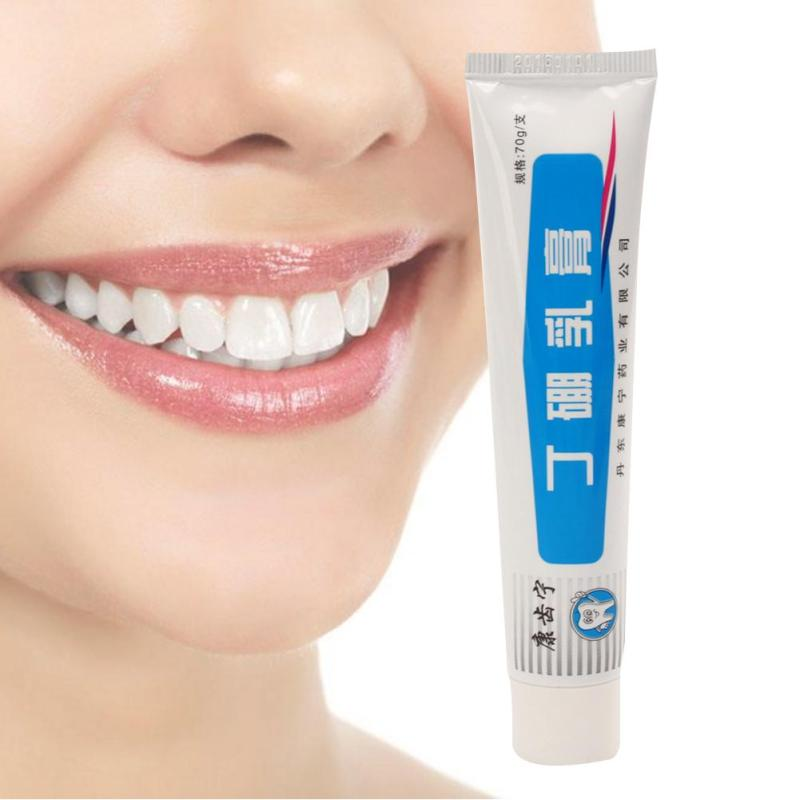 1 Pc 70g toothpaste tooth bleeding periodontal gingival toothache remove odor to prevent plaqueToothpaste Oral Care Z3
