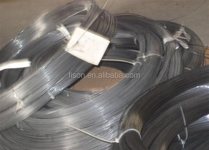 Niti shape memory alloy wire