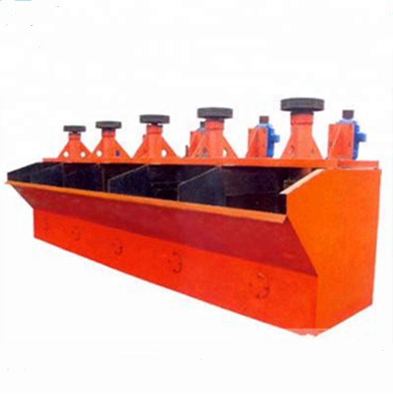 Mineral Processing mining flotation cell flotation separator machine