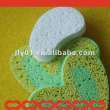 Multi-functional and magic and bathing cellulose sponge