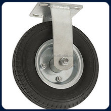Rigid Plate scaffold locking caster wheel