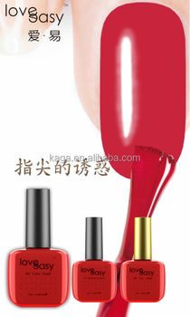 KAGA LOVE EASY nail polish gel soak off uv gel polish