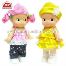 Cheap Vinyl baby doll figures for children