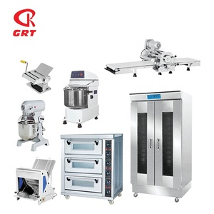 Commercial Bread Bakery Equipment Machine For Sale