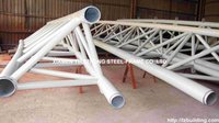 Steel Pipe Trusses
