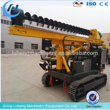 dig drilling machine/Hydraulic static pile driver/foundation pile equipment - LH