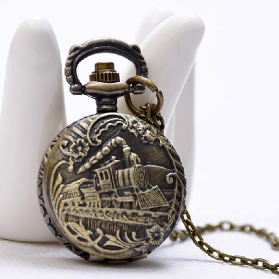 mini train pocket watch, vintage erotic pocket watches, 27mm small pocket watches